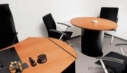 Vital Office Small Meeting And Conference Tables Design And - Elliptical conference table